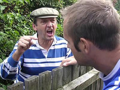 Neighbour dispute